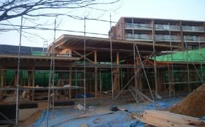 木工事は、家の骨組みをつくる大切な工程です